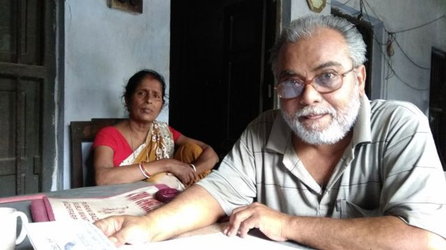 नवरुणा के पिता अतुल्य और मां मैत्री चक्रवर्ती