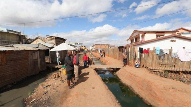 antananarivo, sans-abris