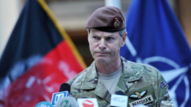 Генерал Брэдшоу