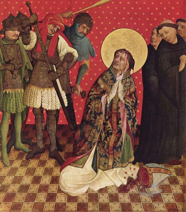 Мучинечество святого Томаса Бекета