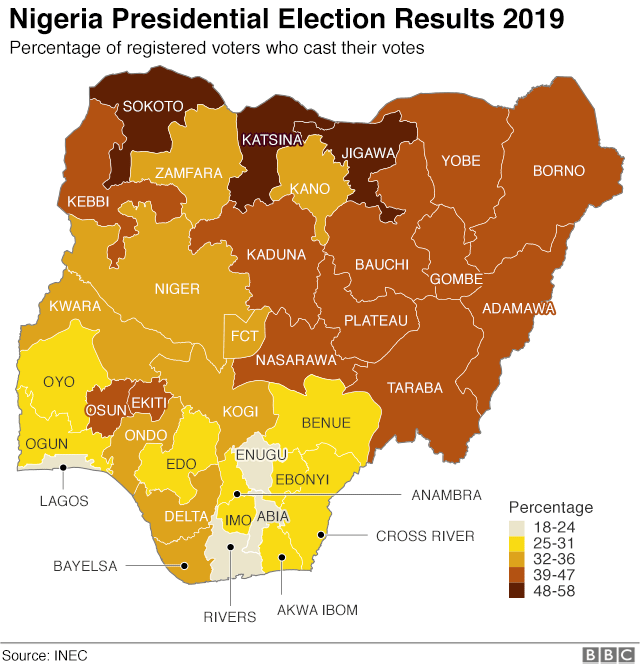 What we\'ve learnt from the Nigerian election - BBC News