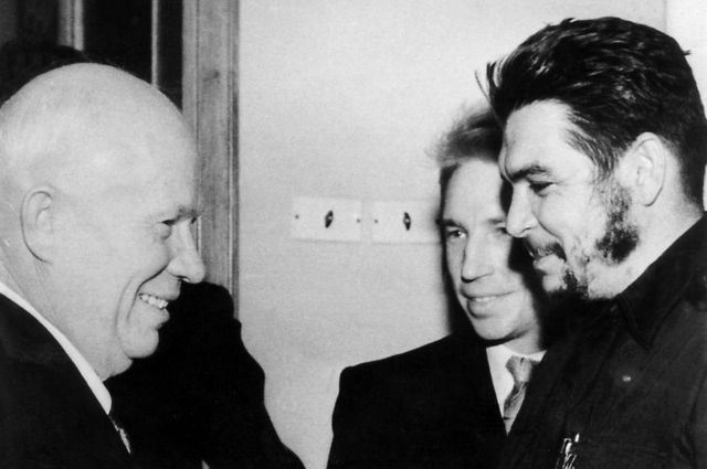 Krusçov ve Guevara