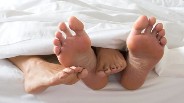 Young people 'experimenting more in bed'