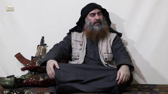 Ebubekir el Bağdadi'nin Pazar sabaha karşı düzenlenen ABD operasyonuyla öldürüldüğü açıklanmıştı.