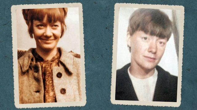 Pat cuando era joven