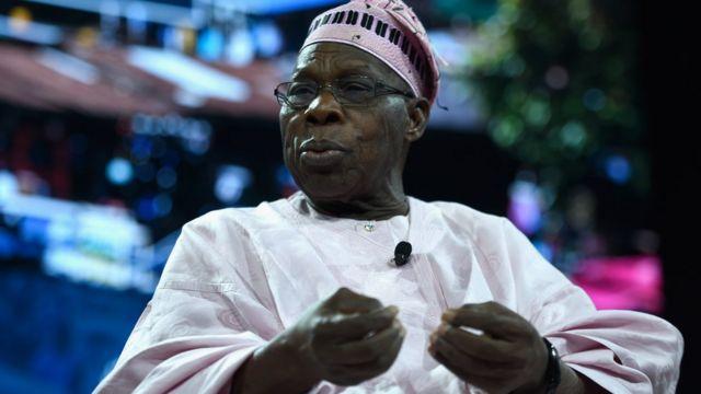 Onye chiburu Naịjirịa Olusegun Obasanjo