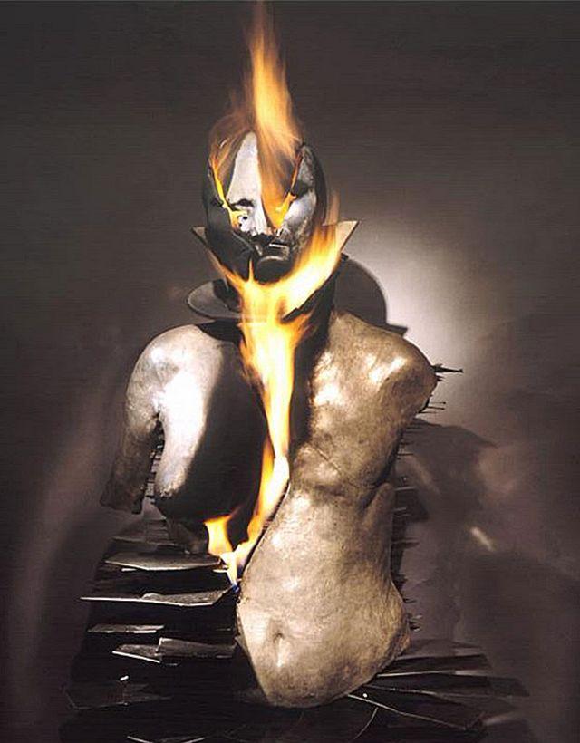 Hipatia en llamas
