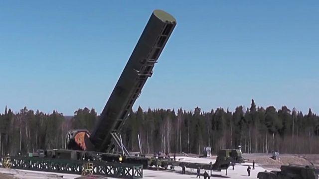 """РС-28 """"Сармат"""""""