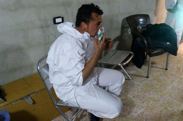 Ataque Idlib