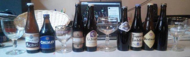 Bỉ đóng góp hơn nửa số bia Trappist trên thế giới