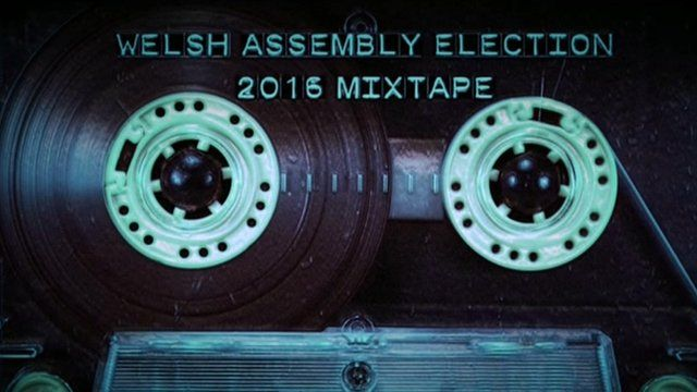Assembly mix tape