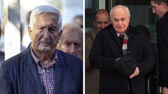 28 Şubat davası: Çetin Doğan ve Çevik Bir cezaevinde, hapis cezası kesinleşenlerin rütbelerinin sökülmesi istendi - BBC News Türkçe