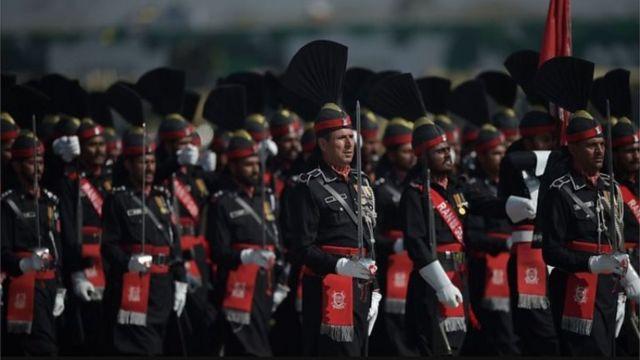 পাকিস্তানের রাজনীতিতে বড় ভূমিকা রয়েছে দেশটির সেনাবাহিনীর