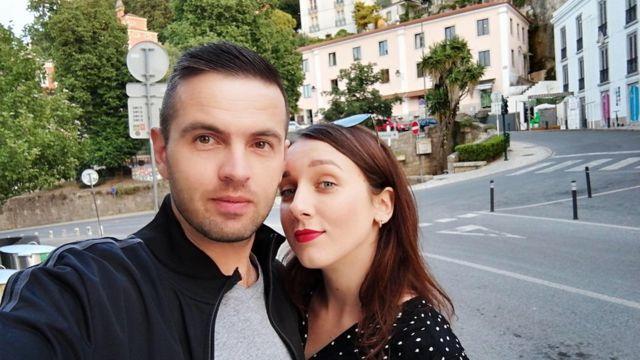 Дмитро та Катерина Ільницькі
