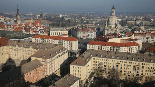 Дрезден в 2015 г.