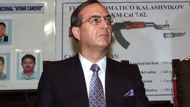 Vladimiro Montesinos.