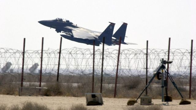 Al Udeid La Vital Base Aérea Para Estados Unidos Puesta En La Mira Por La Disputa Diplomática Con Qatar Bbc News Mundo