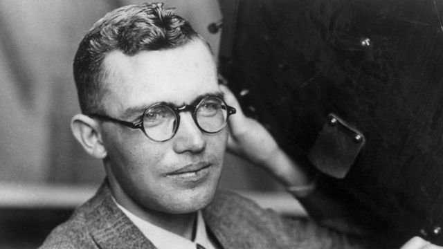 Clyde W. Tombaugh
