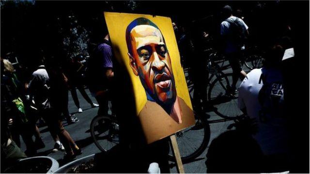 احتجاجات أعقبت مقتل فلويد