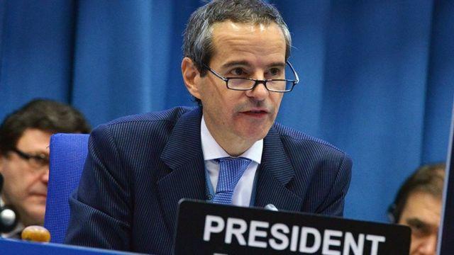 رافائل ماریانو گروسی ششمین مدیرکل آژانس بین المللی انرژی اتمی خواهد بود