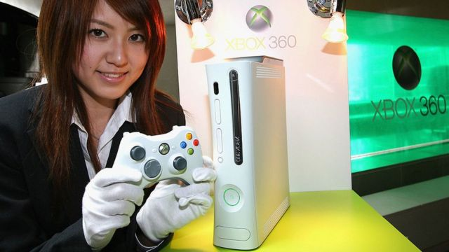 Xbox 360 games console discontinued by Microsoft
