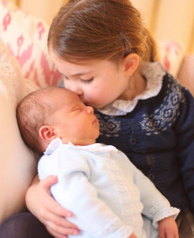 Princeza Šarlot i princ Lui