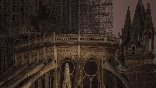 News Daily: Notre-Dame rebuilding and university 'gagging orders'