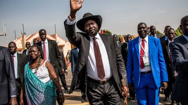 """l'ambassadeur du Soudan du Sud auprès des Nations unies, Joseph Moum Malok, a, lui, jugé la proposition américaine """"totalement inacceptable""""."""