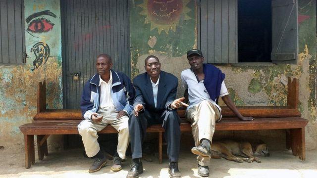 Kenya, Afrika, Martin