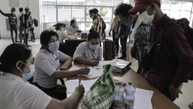 မြန်မာ ရွှေ့ပြောင်းလုပ်သားများ
