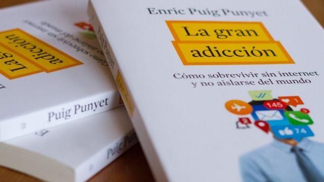 """Libro """"La gran adicción"""""""