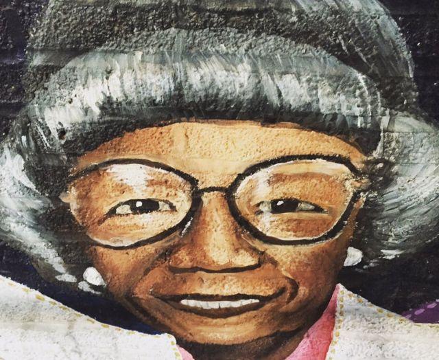 Mural de Shirley Chisholm
