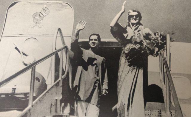 इंदिरा गांधी, संजय गांधी