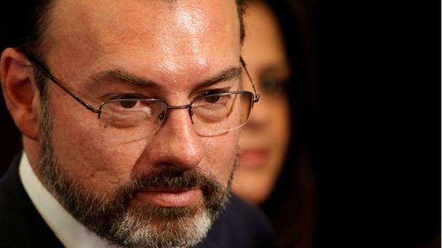 فيديغاراي: المكسيك لا يمكن أن تقبل بقرارات من جانب واحد فرضتها حكومة على أخرى