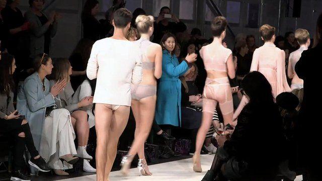 Catwalk models