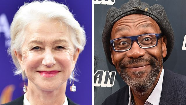 Helen Mirren and Lenny Henry urge next PM to save over-75s' free TV licences