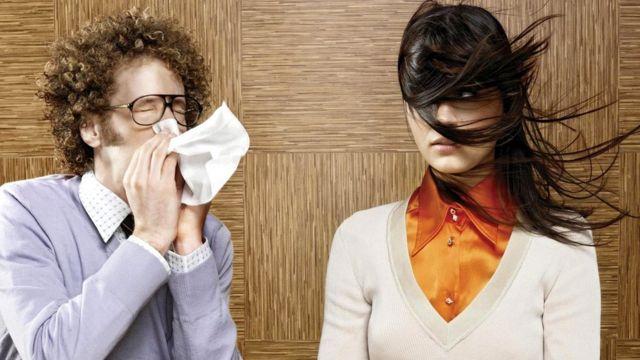 В офисах открытой планировки быстро распространяются воздушно-капельные инфекции