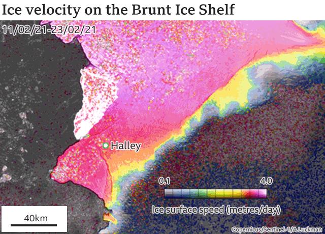 Brunt map