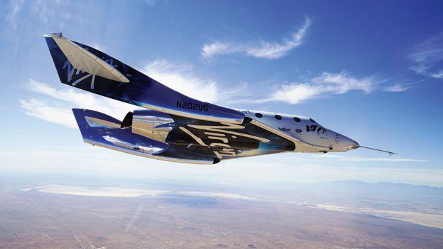 Virgin Galactic Update on Test Flight Program