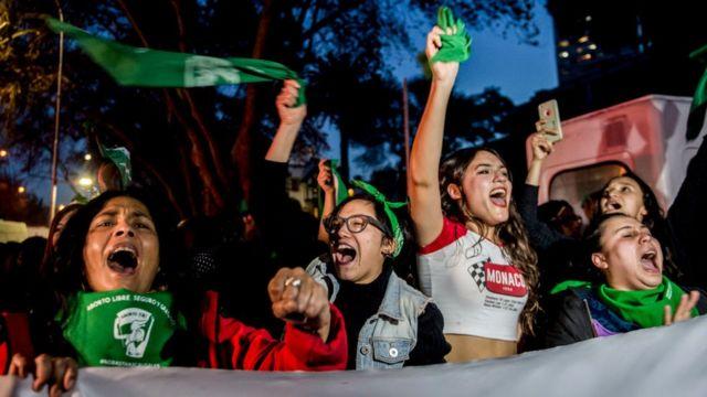 Aborto en Argentina.