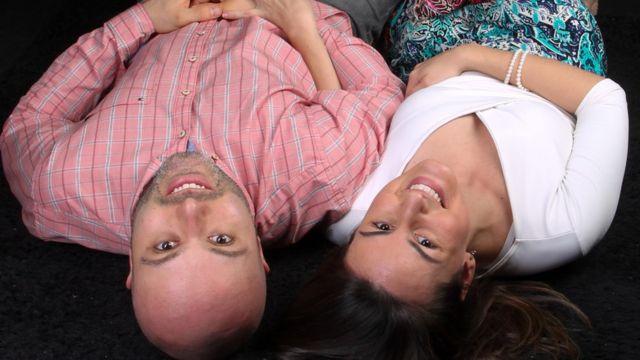 Richard y Rafaela