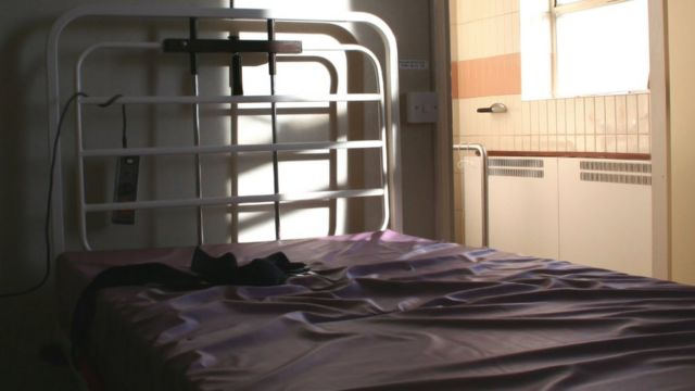 Pregnant mental health patient 'pinned to floor'