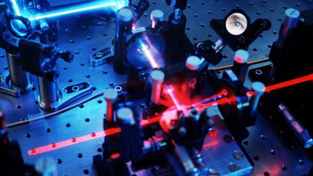 Vyana kvant texnoloqiyası eksperimenti
