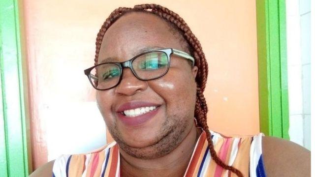 Faith Macharia Beards
