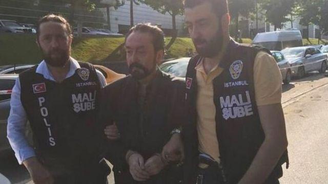 اعتقال أوكتار أثنار محاولته الهرب