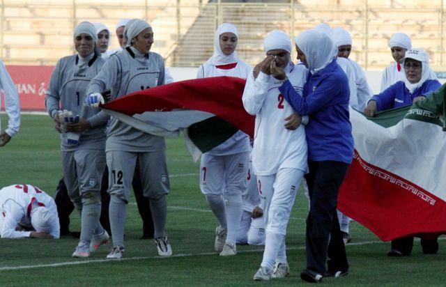 تیم ملی زنان ایران