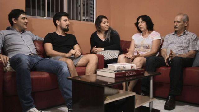 The Chiarello family