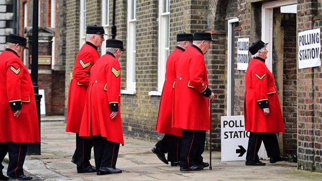 Día electoral