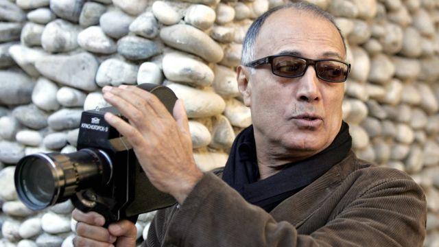 Аббас Киаростами в 2007 году