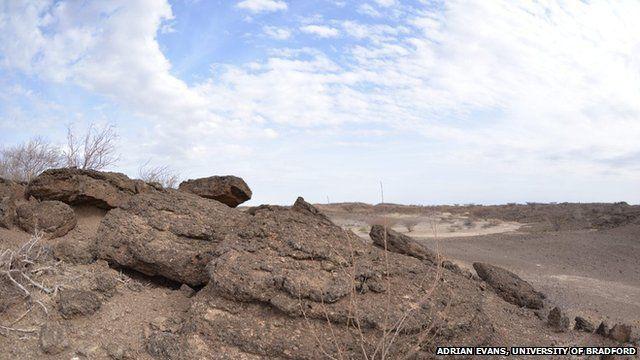Landscape of the Turkana Basin